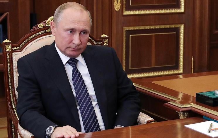 Клименко перестал быть советником В. Путина поинтернету