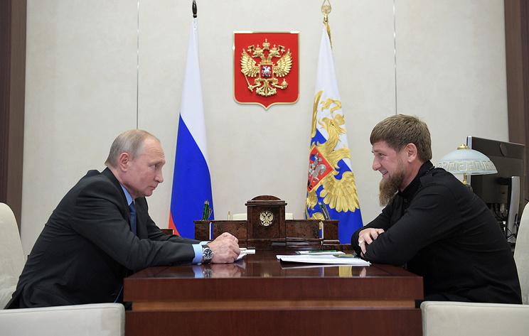 Путин: Чечня может обеспечить хороший уровень доходности и безопасность для инвесторов