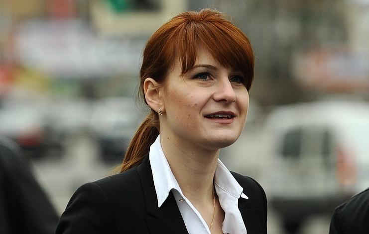 ПосольствоРФ: Власти США пробуют засекретить детали дела Марии Бутиной