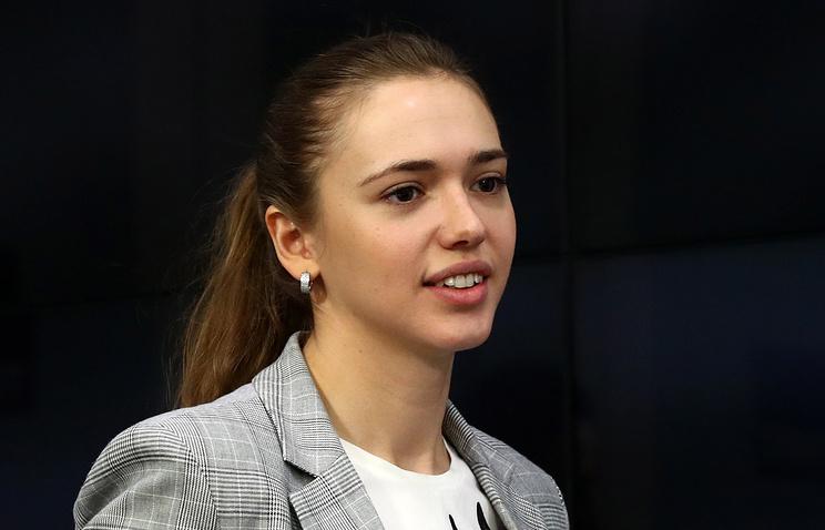 Руководитель Дирекции по проведению Года добровольца (волонтера) в России Ксения Разуваева
