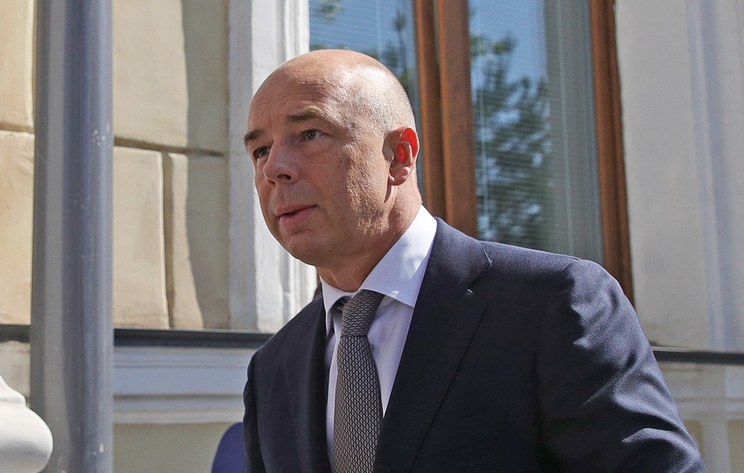 Первый вице-премьер РФ министр финансов РФ Антон Силуанов