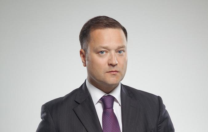 """Лидер общественного-политического движения """"Новая Россия"""" Никита Исаев"""