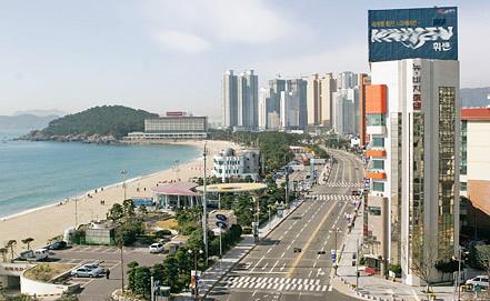 Южная Корея, Пусан. Фото ИТАР-ТАСС