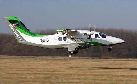 EV-55, фото www.evektor.cz