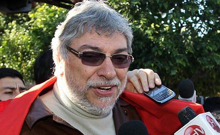 Фернандо Луго. Фото EPA/ИТАР-ТАСС