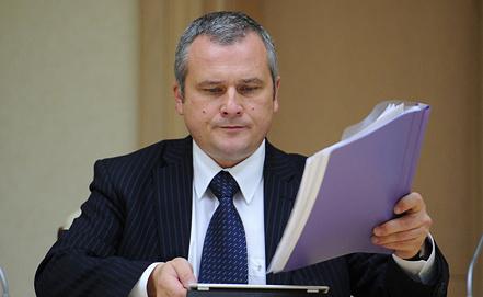 Николай Кутьин. Фото ИТАР-ТАСС