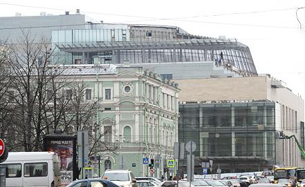 Вторая сцена Мариинского театра, Санкт-Петербург. Фото ИТАР-ТАСС
