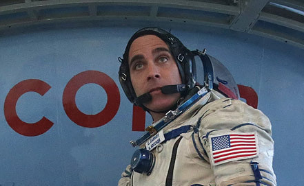 Американский астронавт Кристофер Кэссиди Фото EPA/ИТАР-ТАСС
