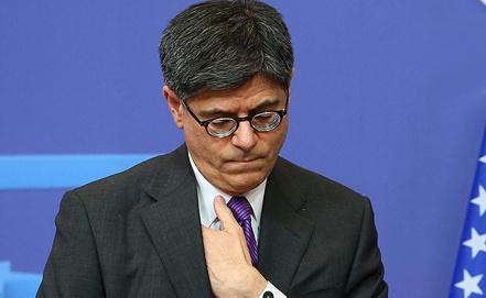 Министр финансов США, фото из архива EPA/ИТАР-ТАСС