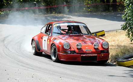 Porsche 911 S. Фото EPA/ИТАР-ТАСС
