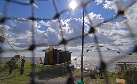 Белое море, Мурманская область. Фото ИТАР-ТАСС