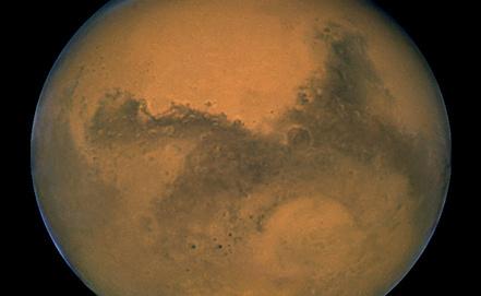 Фото EPA PHOTO/NASA/ИТАР-ТАСС