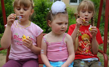 Детский дом в Иваново. Фото ИТАР-ТАСС