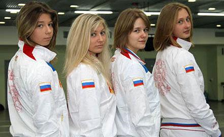 Фото Федерации фехтования России