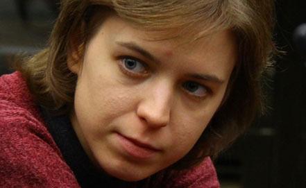 Вера Политковская. Фото из архива ИТАР-ТАСС