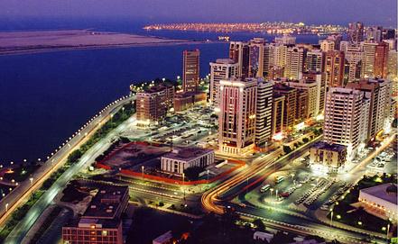Абу-Даби, ОАЭ. Фото EPA/ИТАР-ТАСС