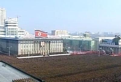 Стоп кадр гостелевидение КНДР