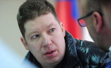 Алексей Козлов с адвокатом. Фото ИТАР-ТАСС