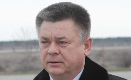 Министр обороны Украины Павел Лебедев. Фото ИТАР-ТАСС. Алексей Павлишак