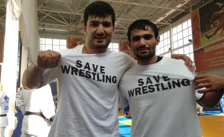 Фото предоставлено пресс-службой Федерации спортивной борьбы России