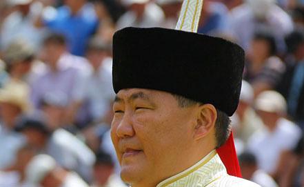 Глава Тувы Шолбан Кара-оол. Фото ИТАР-ТАСС/ Владимир Смирнов