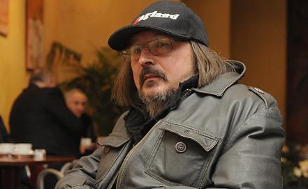 Режиссер Алексей Балабанов. Фото ИТАР-ТАСС