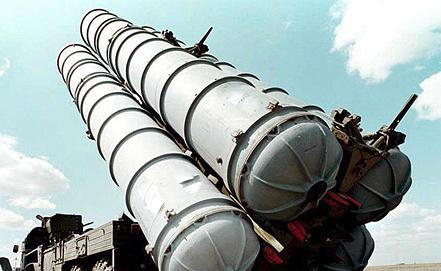С-300. Фото EPA/ИТАР-ТАСС
