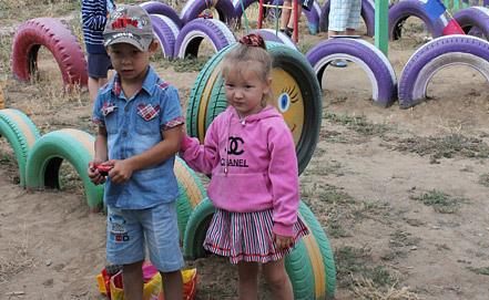 Фото предоставлено пресс-службой Правительства Калмыкии