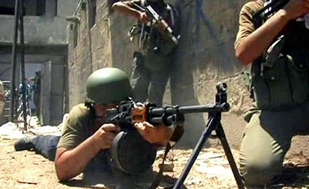 Фото EPA/SYRIAN NEWS AGENCY SANA/ИТАР-ТАСС