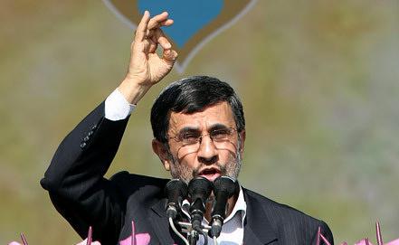 Президент Ирана Махмуд Ахмадинежад. Фото EPA/ИТАР-ТАСС