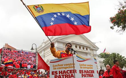Николас Мадуро, фото EPA/ИТАР-ТАСС