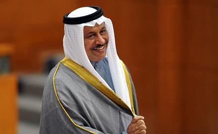 Шейх Джабер аль-Мубарак ас-Сабах, фото EPA/ИТАР-ТАСС