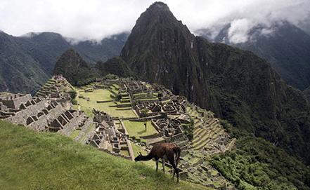 Мачу-Пикчу, Перу. Фото EPA/ИТАР-ТАСС