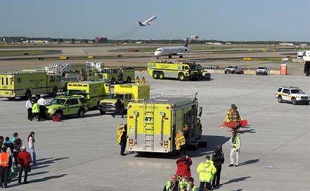 Аэропорт Атланты. Фото EPA/ИТАР-ТАСС