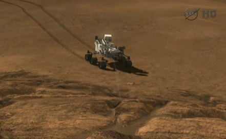 Стоп-кадр NASA TV/EPA/ИТАР-ТАСС