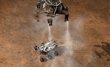 Фото NASA/JPL-Caltech/EPA/ИТАР-ТАСС