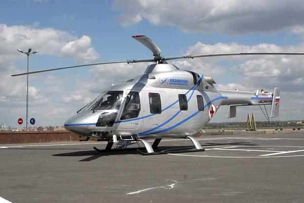 Фото www.kazanhelicopters.ru