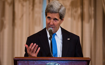 Джон Керри, фото EPA/ИТАР-ТАСС