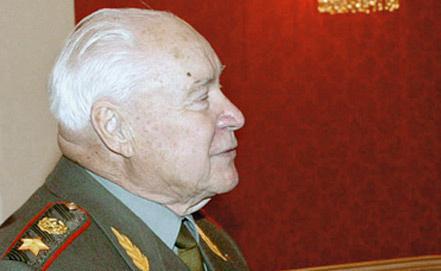 Маршал Виктор Куликов. Фото ИТАР-ТАСС