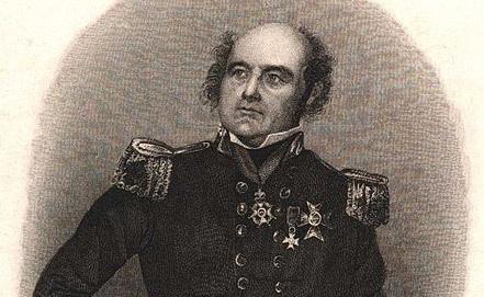 Джон Франклин. Фото wikimedia.org