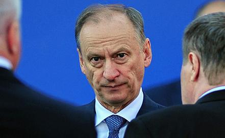Николай Патрушев. Фото из архива EPA/ИТАР-ТАСС