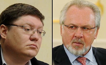 Андрей Исаев, Павел Гусев. Фото ИТАР-ТАСС