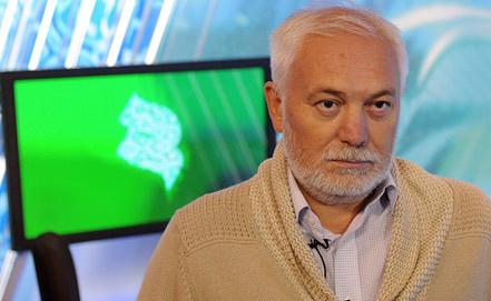Главный редактор телеканала «Аль-РТВ» Рустам Арифджанов. Фото ИТАР-ТАСС