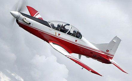 Фото www.pilatus-aircraft.com