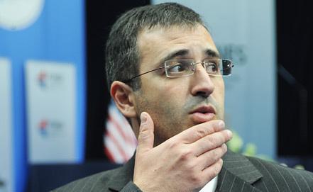 Сергей Гуриев. Фото ИТАР-ТАСС