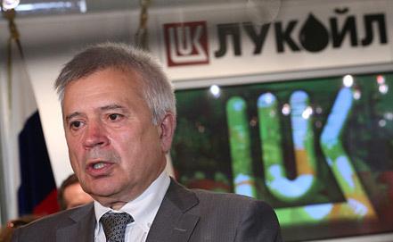 Вагит Алекперов. Фото ИТАР-ТАСС/ Денис Вышинский