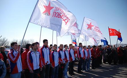 """Фото пресс-службы проекта """"Дорогами побед"""""""