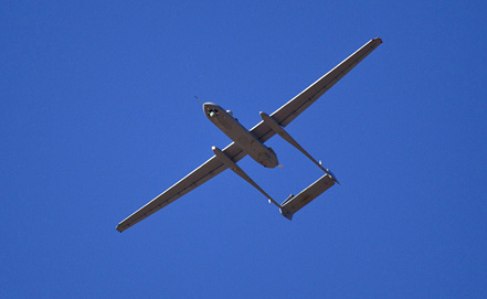 Heron 1, фото EPA/ИТАР-ТАСС