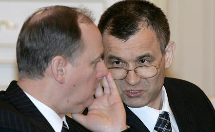 Николай Патрушев и Рашид Нургалиев. Фото ИТАР-ТАСС