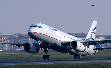 Фото авиакомпании Aegean Airlines